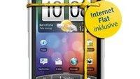 HTC Wildfire S inkl. Internet Flat für nur 15 Euro im Monat