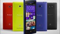 HTC: Mehr Windows Phone 8 – weniger Android?
