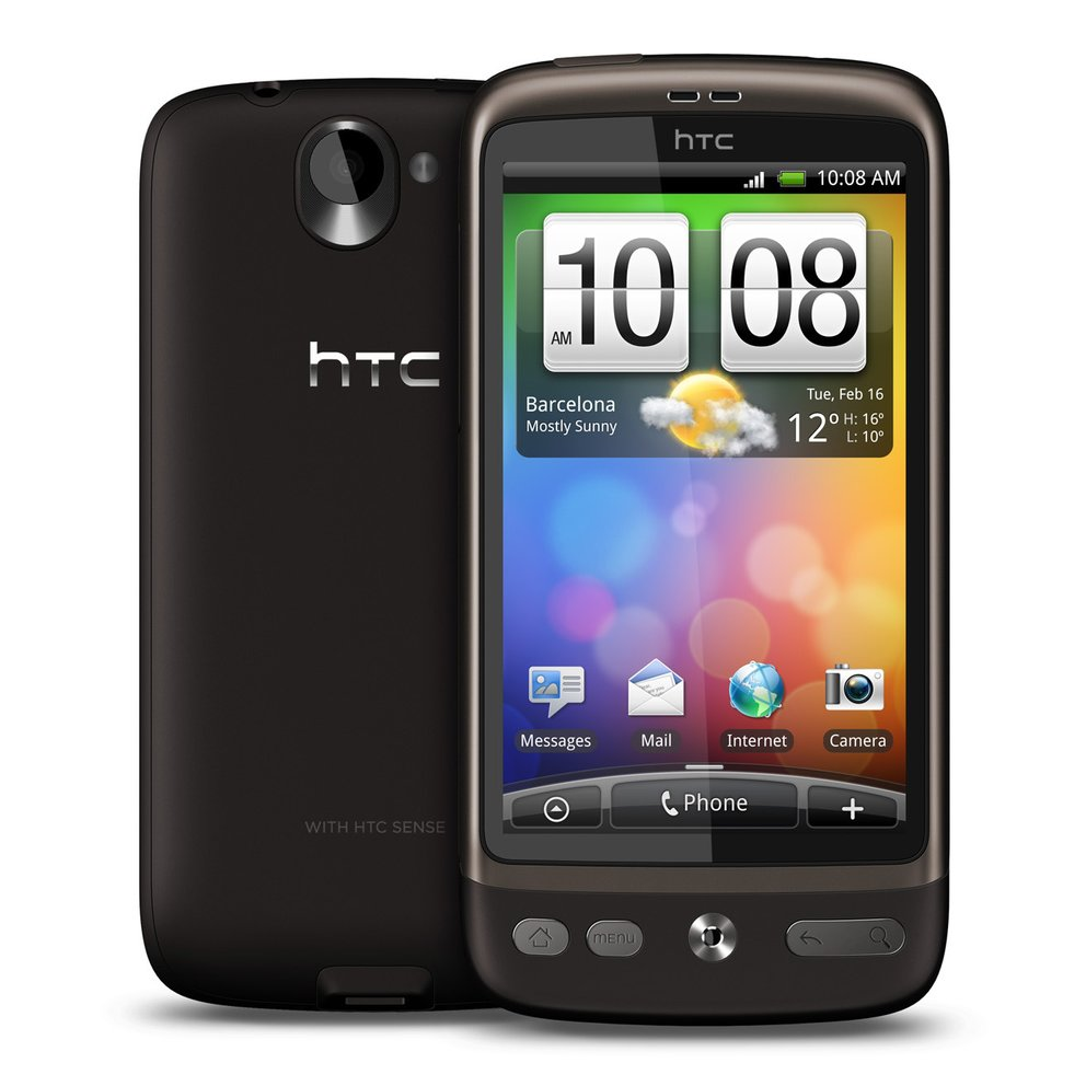 HTC Desire: Gingerbread: Ja&#x3B; Sense-Apps: Jein