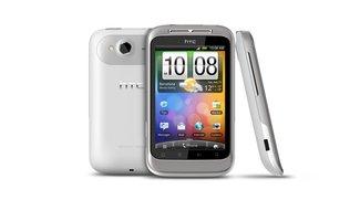 HTC Wildfire S: Android 2.3.5-Update wird verteilt
