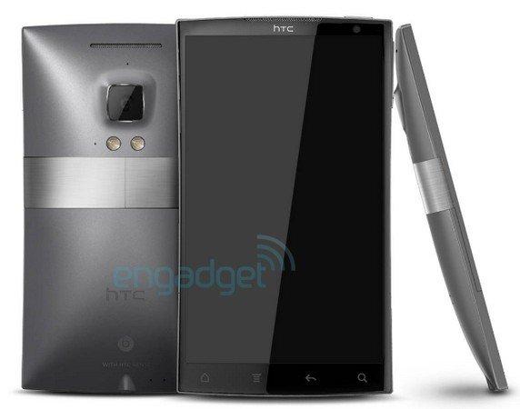 HTC Zeta: 2,5 GHz Quad-Core Smartphone aus der Gerüchteküche
