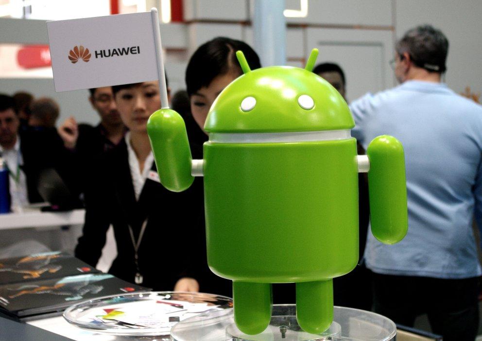Huawei Ascend Mate: Riesen-Smartphone im Video gesichtet