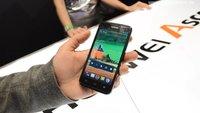 Huawei Ascend D quad XL: Beeindruckende Benchmarks aufgetaucht