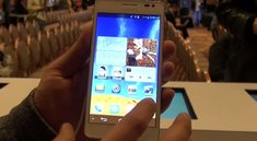 Huawei Ascend D2: 5-Zoll-Smartphone mit 1080p-Display im Hands-On [CES 2013]