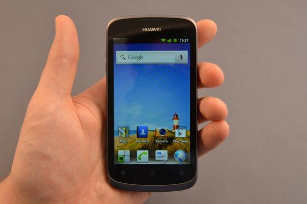 Huawei Ascend G300: Günstiges Android-Smartphone im Kurztest