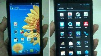 Huawei: Bilder und Specs zum 6,1 Zoll-Ascend Mate und Honor 2