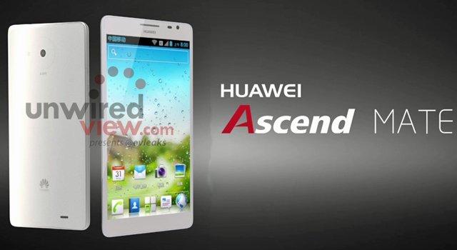 CES 2013: Pressebilder von Sony Xperia Z und ZL sowie Huawei Ascend Mate und Ascend D2 geleakt