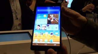 Huawei Ascend Mate: Hands-On mit dem Riesen-Phablet [CES 2013]