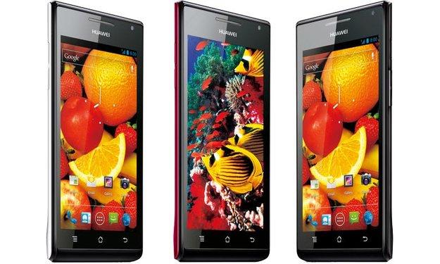 Huawei Ascend P1: Ab sofort vorbestellbar