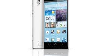 Huawei Ascend P2: Mittelklasse-Smartphone bei Amazon bestellbar