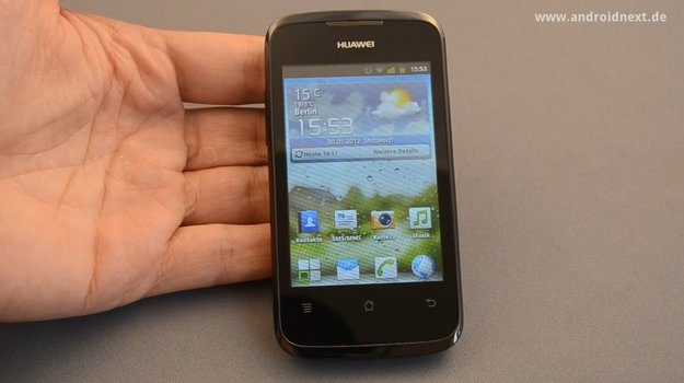 Lidl-Handy: Huawei Ascend Y200 im Video-Review