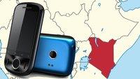 Huawei IDEOS: 60-Euro-Android führt zu Smartphone-Revolution in Kenia