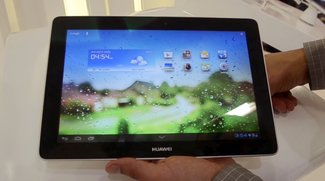 Huawei MediaPad 10 FHD: 10-Zoll-Tablet im Hands-On &amp&#x3B; Benchmark [IFA 2012]