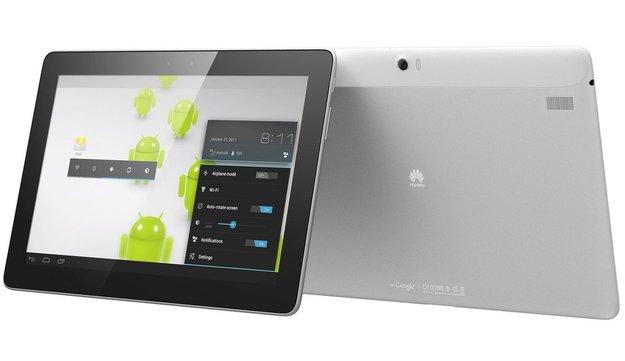 Huawei MediaPad 10 FHD: Hands-On-Video der Tablet-Hoffnung