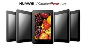 Huawei MediaPad 7 Lite: Neues 7 Zoll-Tablet vorgestellt