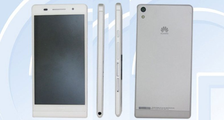 Huawei P6: Neues dünnstes Smartphone der Welt, des Universums und aller Zeiten aufgetaucht