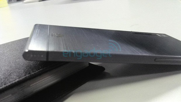 Huawei P6: Weitere Fotos zeigen Rückseite, bestätigen Specs