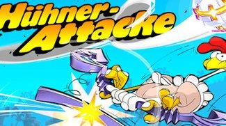 Hühner-Attacke - Gratis Spiel
