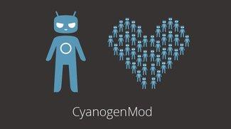 CyanogenMod 10: Erste stabile Version veröffentlicht