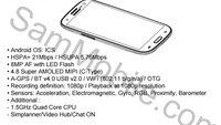 Samsung GT-I9300: Serviceanleitung des Galaxy S 3 aufgetaucht?