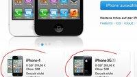 Apple vs. Motorola: iPads mit UMTS und fast alle iPhones müssen aus dem Online-Shop verschwinden