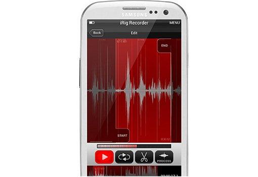 iRig: Audio-Aufnahme-App Ende Januar endlich auch für Android