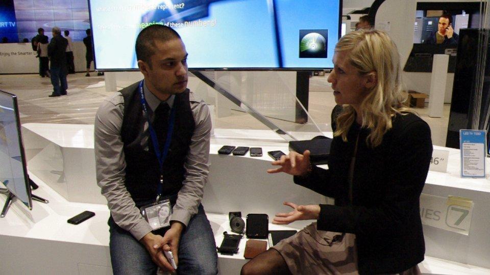 IFA 2011: Galaxy Tab 7.7, Galaxy Note-Zubehör und Mid-Range-Geräte