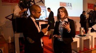 IFA 2012: Interview mit Philips auf dem Media Briefing [Video]