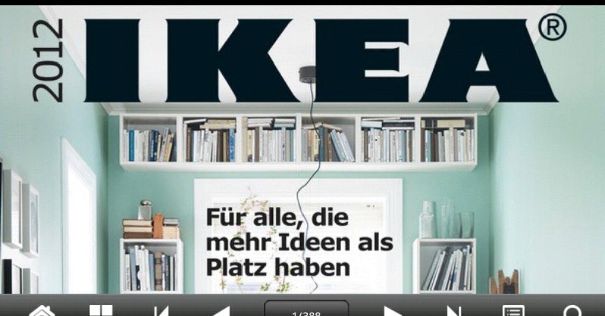 ikea katalog android app jetzt auch in deutschland giga. Black Bedroom Furniture Sets. Home Design Ideas
