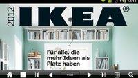 IKEA-Katalog: Android-App jetzt auch in Deutschland