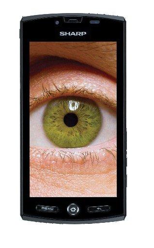 Sharp SH80F - Weiteres 3D-Smartphone auch in Deutschland