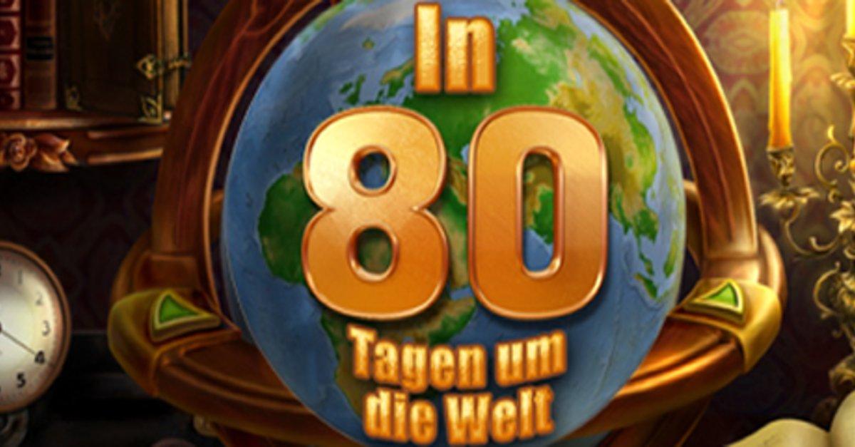 In 80 Tagen Um Die Welt Spielen