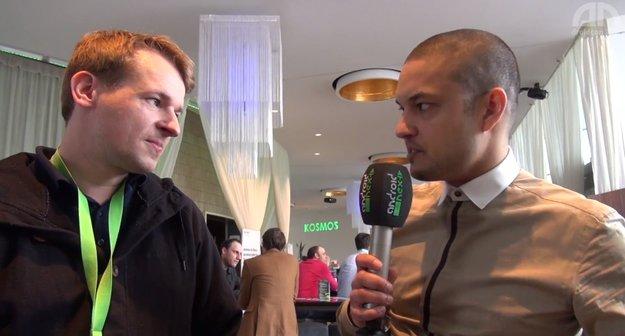 Embedded Android: inovex im Gespräch zum Smartphone-OS in Kühlschrank & Co. [droidcon 2013]