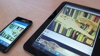 Instagram: Auf Tablets & inkompatiblen Geräten installieren - so geht's