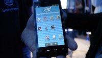 Intel: Roadmap verrät neue Smartphone- und Tablet-Prozessoren