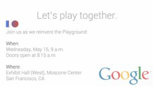 "Google I/O: ""Let's play together"" als Motto, weiterer Hinweis auf Google Games [Update]"
