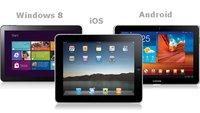 iPad vs. Android: Apple verliert Marktführerschaft bei Tablets