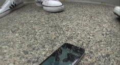 iPhone 4S vs. Samsung Galaxy S2: Wer gewinnt den Falltest?