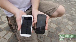 iPhone 5 vs. Samsung Galaxy S3: Falltest der Smartphone-Kontrahenten