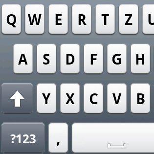 iPhone-Tastatur: Nachbau für Android