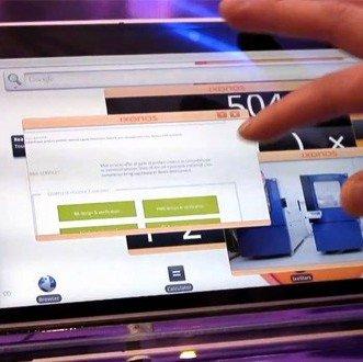 Android mit Fenstern: Ixonos präsentiert Windows-ähnliche Oberfläche
