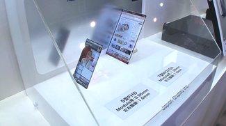 Tablet-Displays: Auflösung von 2560 x 1600 auf 7 Zoll kommt 2014