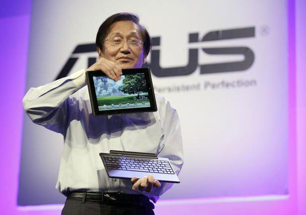 Asus bestätigt Nachfolger des Eee Pad Transformer offiziell