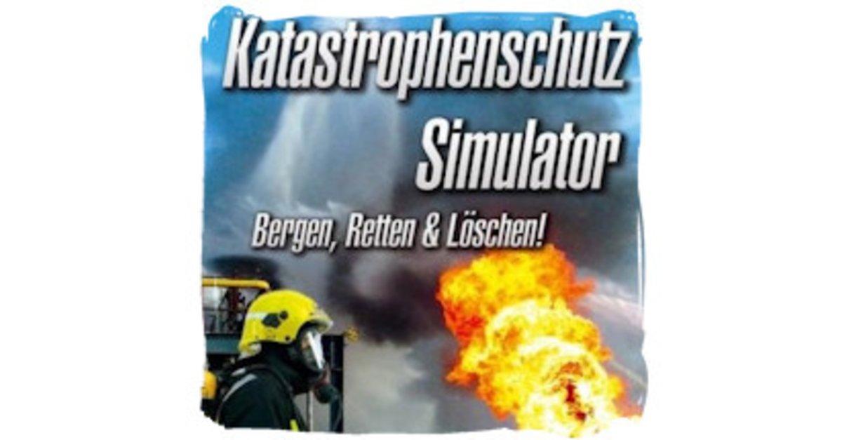 katastrophenschutz simulator demo