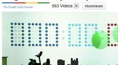 Google I/O 2011: Keynote nun bei YouTube