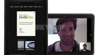Amazon Kindle Fire 2: 7-Zoller billiger dank Werbeeinblendung?