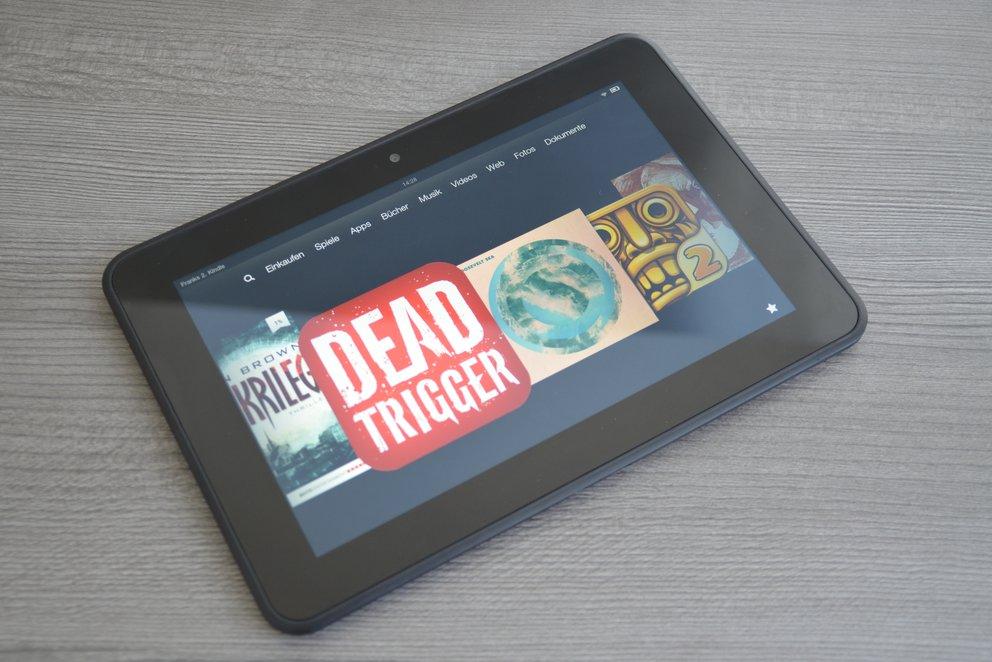 Kindle Fire HD 8.9 im Test: Flächenbrand oder Strohfeuer?