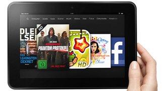 Kindle Fire HD 8.9: Größeres Amazon-Tablet in Deutschland erhältlich