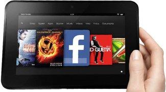 Kindle Fire, Fire HD: Amazons 7-Zoller in Deutschland vorbestellbar