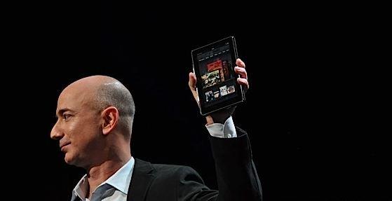 """Amazons Android-Tablet """"Kindle Fire"""": günstig, mit """"Amazon Silk""""-Browser und ... günstig [Video]"""